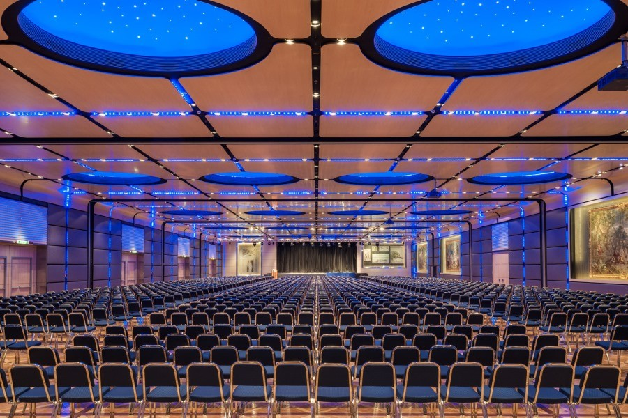 Rome Cavalieri Waldorf Astoria | Meetings & Conferences