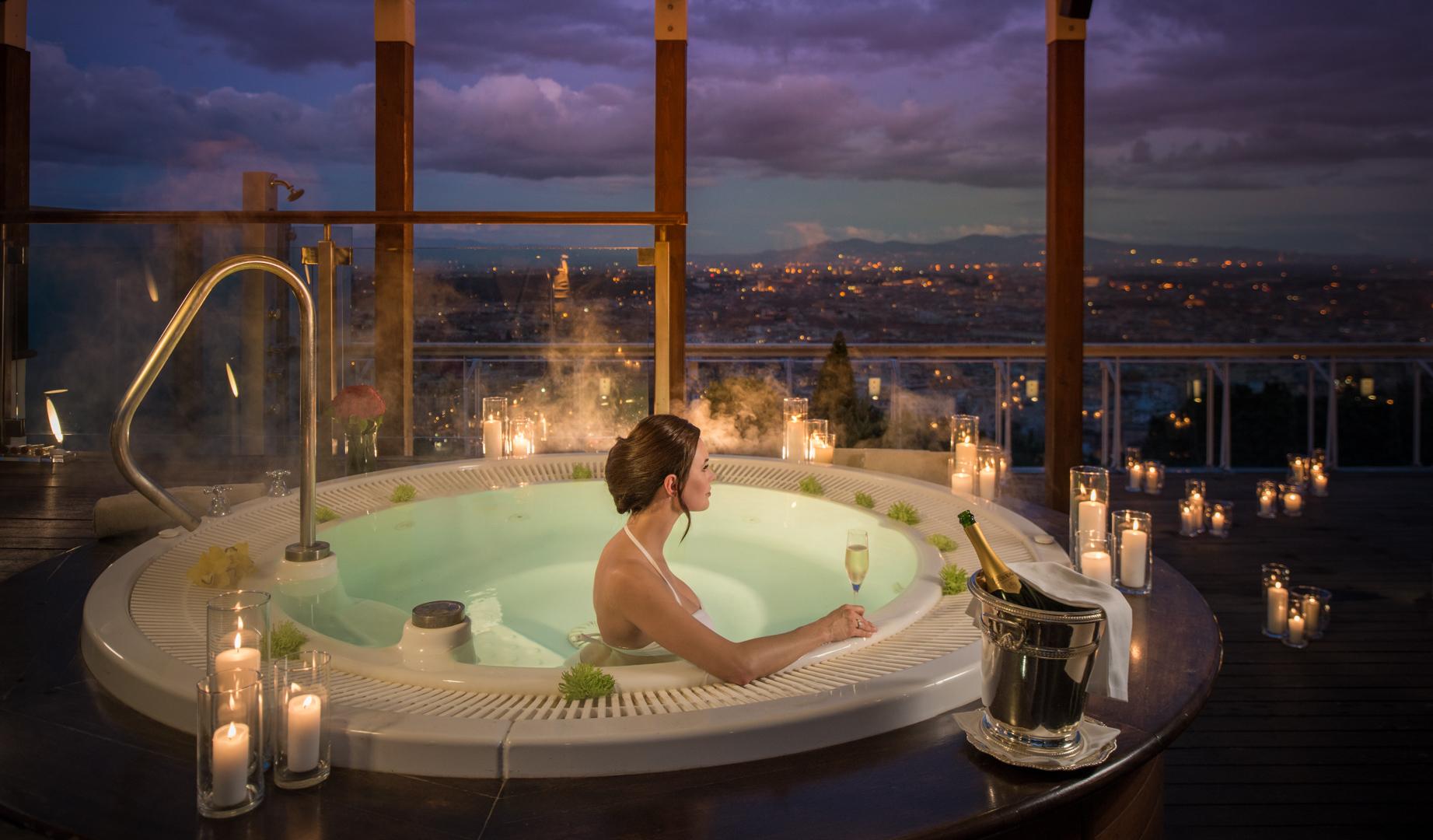 Rome Cavalieri Waldorf Astoria | Suites