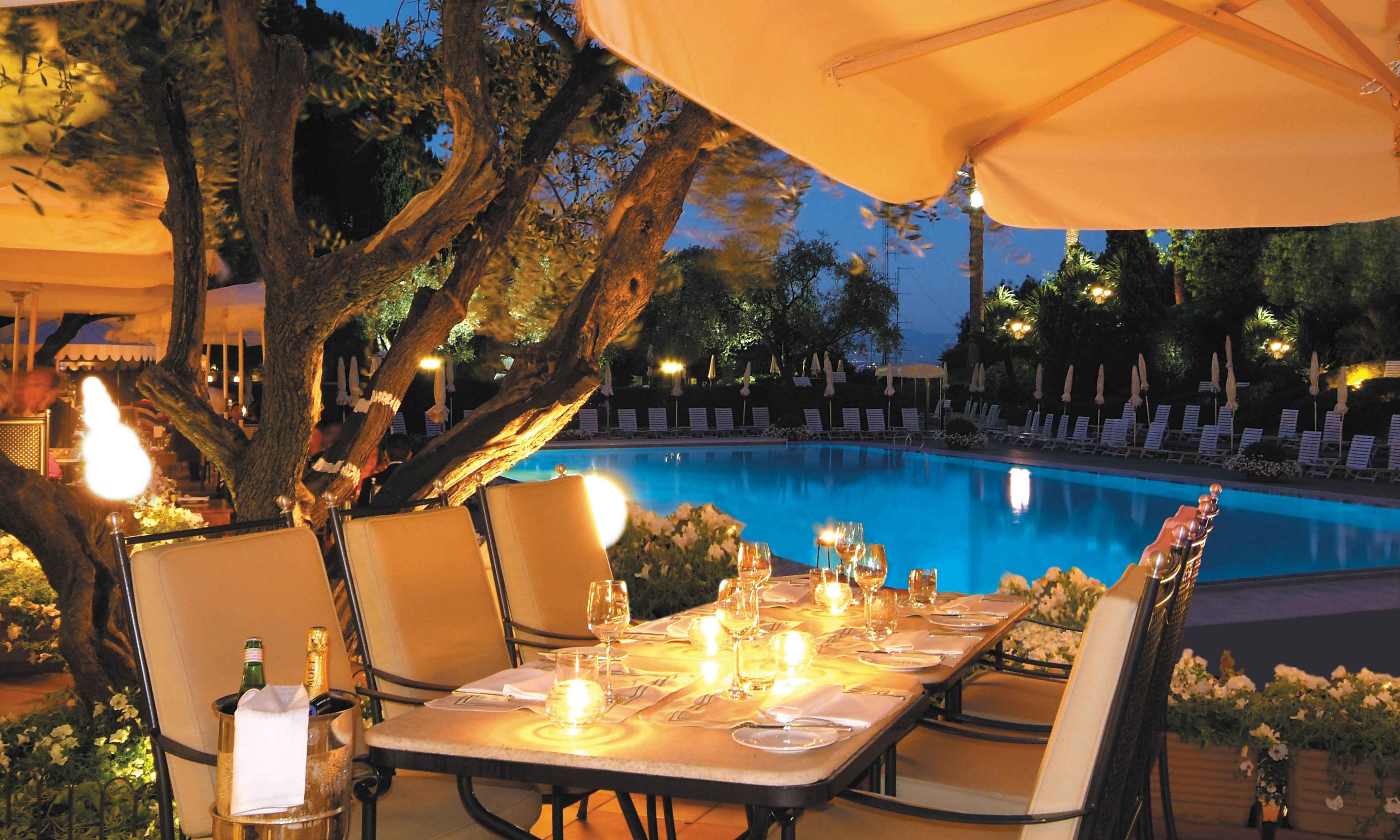 Rome Cavalieri Waldorf Astoria | L' Uliveto Restaurant