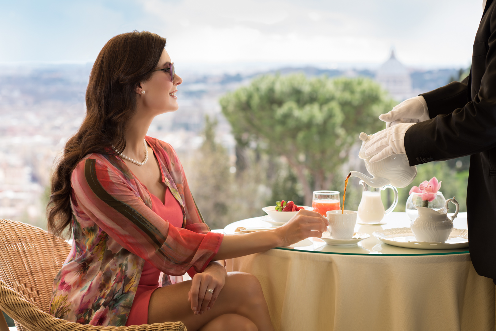Rome Cavalieri Waldorf Astoria | Imperial Club