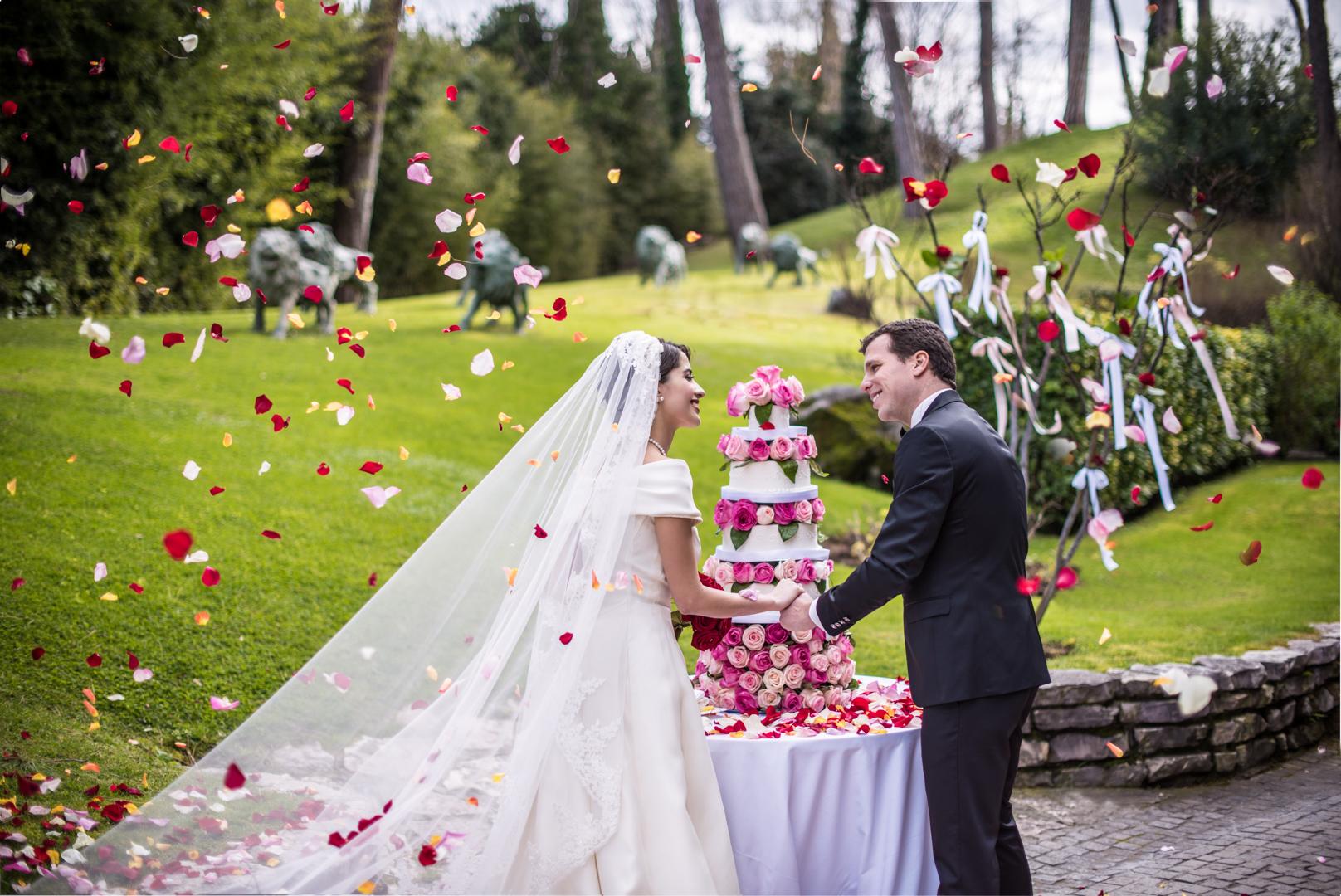 Rome Cavalieri Waldorf Astoria | A Waldorf Wedding