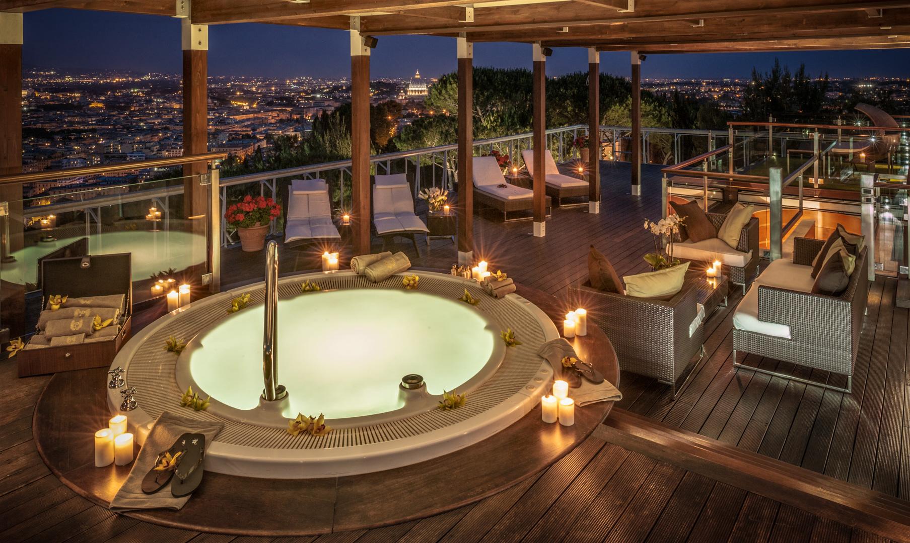 Rome Cavalieri Waldorf Astoria | Suite